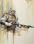 Star Wars Artwork Star Wars Artwork Dengar